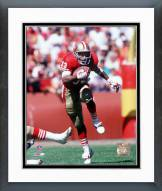 San Francisco 49ers Roger Craig 1990 Action Framed Photo
