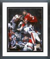San Francisco 49ers Roger Craig Super Bowl XIX 1985 Action Framed Photo