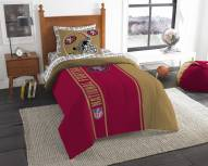 San Francisco 49ers Soft & Cozy Twin Bed in a Bag