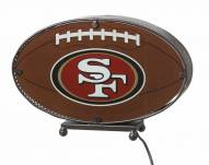 San Francisco 49ers Team Ball Lamp
