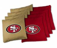 San Francisco 49ers XL Bean Bags