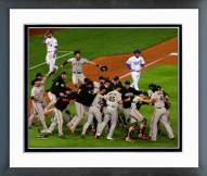San Francisco Giants 2014 World Series Framed Photo