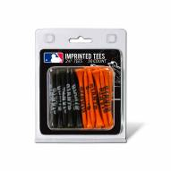 San Francisco Giants 50 Golf Tee Pack