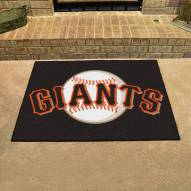 San Francisco Giants All-Star Mat