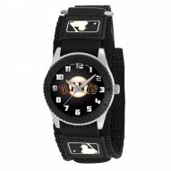 San Francisco Giants Black Rookie Kids Watch