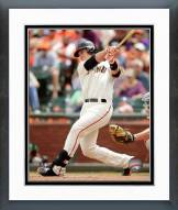San Francisco Giants Buster Posey 2014 Action Framed Photo