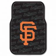 San Francisco Giants Car Floor Mats
