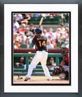 San Francisco Giants Casey McGehee 2015 Action Framed Photo