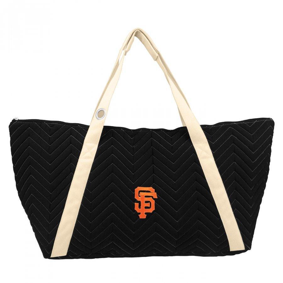 San Francisco Giants Chevron Stitch Weekender Bag