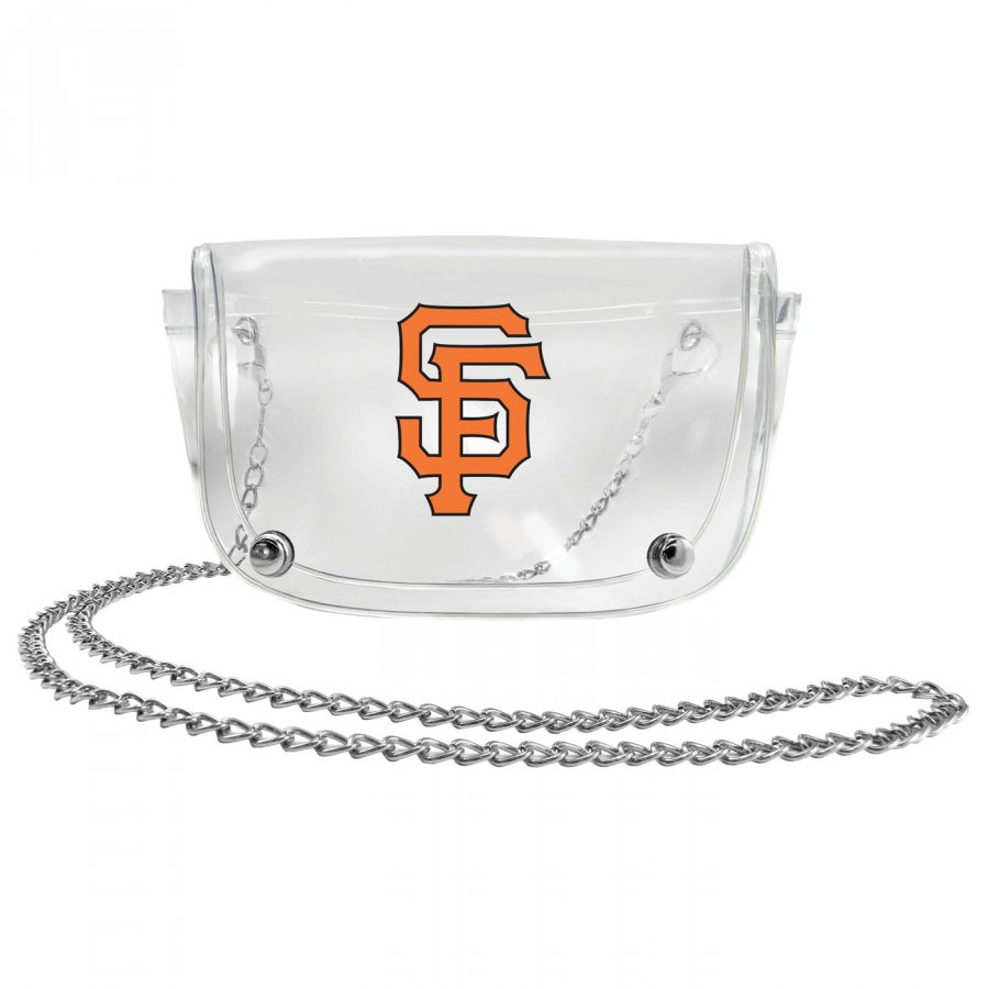 San Francisco Giants Clear Waistpack
