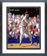San Francisco Giants Dave Righetti Action Framed Photo