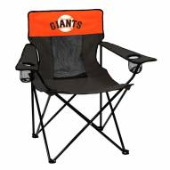 San Francisco Giants Elite Tailgating Chair