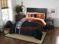 San Francisco Giants Full Comforter & Sham Set