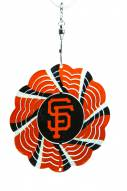 San Francisco Giants Geo Spinner Tree Ornament