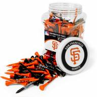 San Francisco Giants 175 Golf Tee Jar