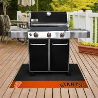 San Francisco Giants Grill Mat