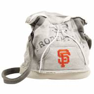 San Francisco Giants Hoodie Duffle