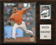 "San Francisco Giants Madison Bumgarner 12"" x 15"" Player Plaque"