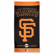 San Francisco Giants McArthur Beach Towel