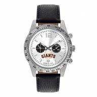 San Francisco Giants Men's Letterman Watch