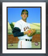 San Francisco Giants Mike McCormick Posed Framed Photo