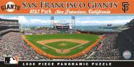 San Francisco Giants Panoramic Stadium Puzzle