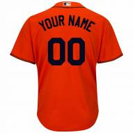 San Francisco Giants Personalized Replica Orange Alternate Baseball Jersey