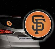 San Francisco Giants Light Up Power Decal