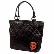 San Francisco Giants Quilted Tote Bag