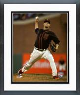 San Francisco Giants Ryan Vogelsong 2015 Action Framed Photo