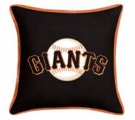 San Francisco Giants Sidelines Pillow
