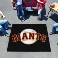 San Francisco Giants Tailgate Mat