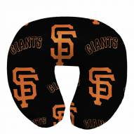 San Francisco Giants Travel Neck Pillow