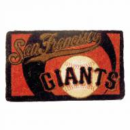 San Francisco Giants Welcome Mat