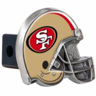 San Francisco 49ers NFL Football Helmet Trailer Hitch Cover