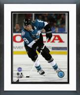 San Jose Sharks Joe Pavelski 2015 NHL Stadium Series Framed Photo