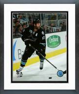 San Jose Sharks Joe Thornton 2014-15 Action Framed Photo