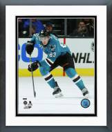 San Jose Sharks Matt Nieto 2014-15 Action Framed Photo