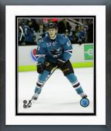 San Jose Sharks Tommy Wingels 2014-15 Action Framed Photo