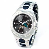 San Jose Sharks Victory Series Mens Watch