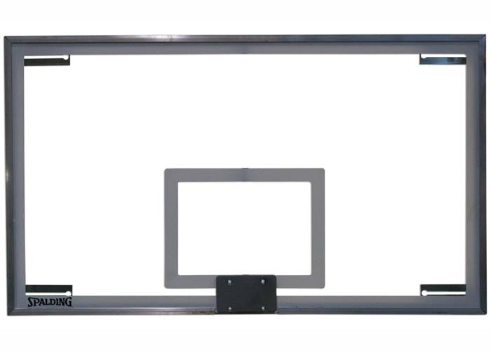 Spalding Superglass Scholastic Basketball Backboard