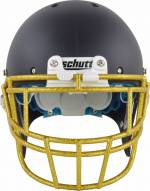 Schutt Super-Pro EGOP-II Carbon Steel Diamond Coated Football Facemask