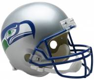 Riddell Seattle Seahawks 1983-01 Deluxe Replica Throwback NFL Football Helmet