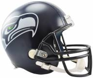 Riddell Seattle Seahawks Deluxe Replica NFL Football Helmet