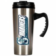 Seattle Mariners 16 oz. Stainless Steel Travel Mug