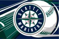 "Seattle Mariners 39"" x 59"" Area Rug"