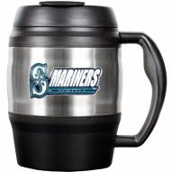 Seattle Mariners 52 Oz. Stainless Steel Macho Travel Mug