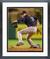 Seattle Mariners Carson Smith 2014 Action Framed Photo