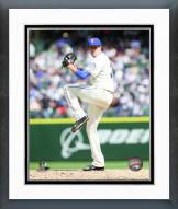 Seattle Mariners Carson Smith 2015 Action Framed Photo
