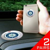 Seattle Mariners Cell Phone Grips - 2 Pack